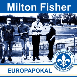 Milton Fisher - Cover Single 'Europapokal'