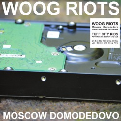 Cover Woog Riots Moscow Domodedovo Remix Single