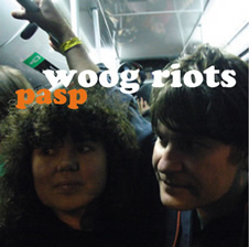 Cover Woog Riots - PASP