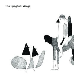 "The Spaghetti Wings: cover single ""Quest for the After-Work"", Sept. 2016"
