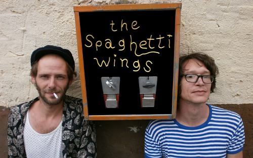 The Spaghetti Wings